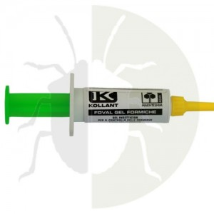 Insecticid Foval, Formiche Gel