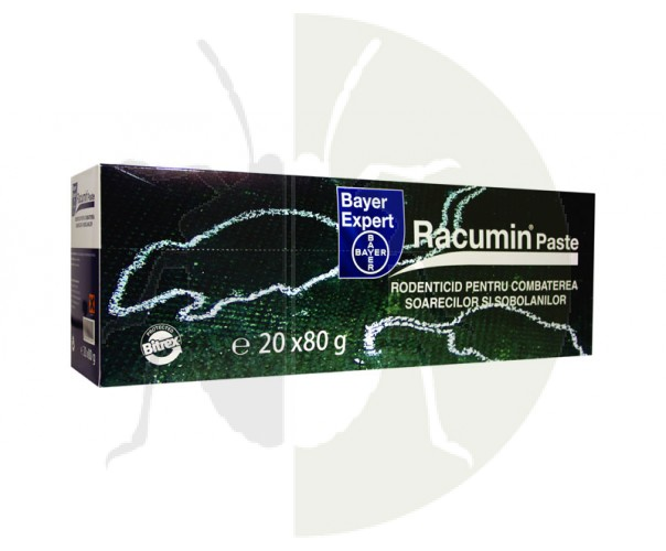 Raticid Racumin Paste punga 80 gr 3
