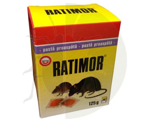 Raticid Ratimor Pasta